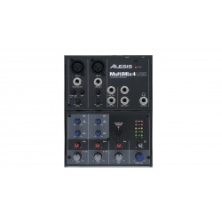 Table de mixage ALESIS MM4USB