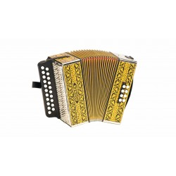 Accordéon Diatonique HOHNER 2915 GC