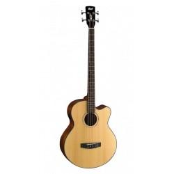 Guitare Basse Electro CORT Gaucher SJB5FGBNS