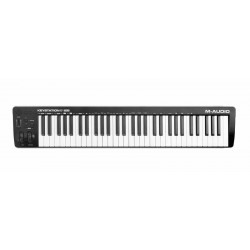 Clavier maitre M-AUDIO KEYSTATION61II