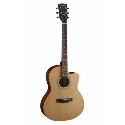 Guitare Folk CORT JADE1BOP + Housse