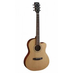 Guitare Folk CORT JADE1BOP + Housse