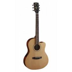 Guitare Folk Electro CORT JADE1EBOP + Housse