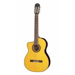 Guitare Classique Electro TAKAMINE GC5CELH-NAT Gaucher