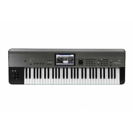 Clavier workstation KORG KROME-61