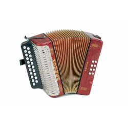 Accordéon Chromatique HOHNER BRAVO 2 48