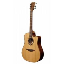 Guitare Folk Electro LAG T118
