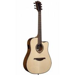 Guitare Folk Electro LAG T318