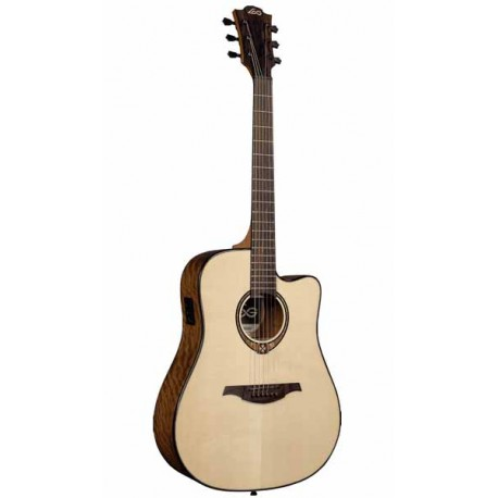 Guitare Folk LAG T80