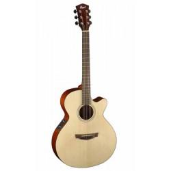 Guitare Folk Electro CORT SFXJE-NAT