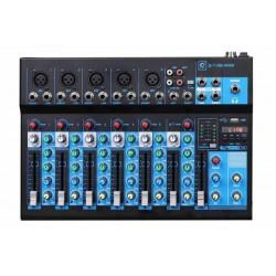 Table de mixage OQAN Q7 MK2 USB