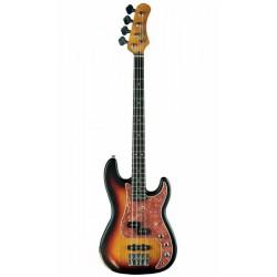 Guitare Basse EKO VPJ280V-RELIC-SB
