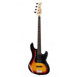 Guitare Basse CORT GB34JJ 3TS