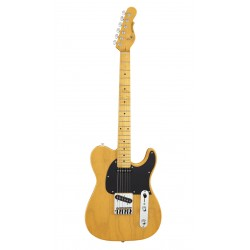 Guitare Electrique G&L TASC-BLK