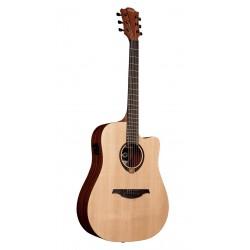 Guitare Folk Electro LAG T70