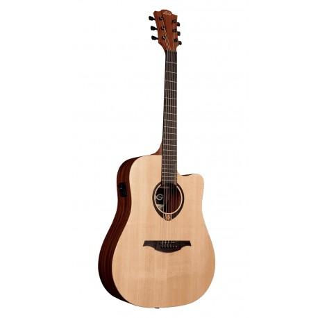 Guitare Folk Electro LAG T70DCE