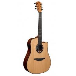 Guitare Folk Electro LAG T80