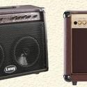 Electo-acoustic amplifiers